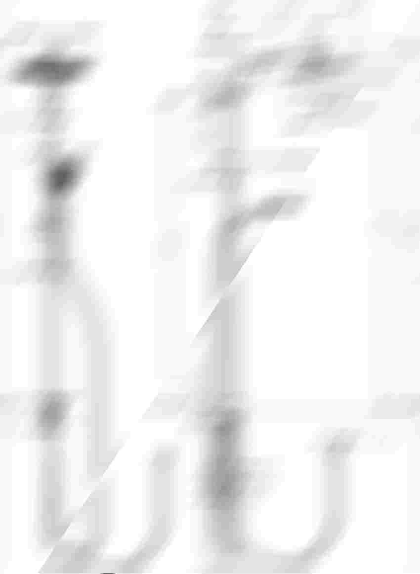 Komplet prysznicowy EcoSmart 9 l/min Reno Hansgrohe Crometta S rysunek techniczny