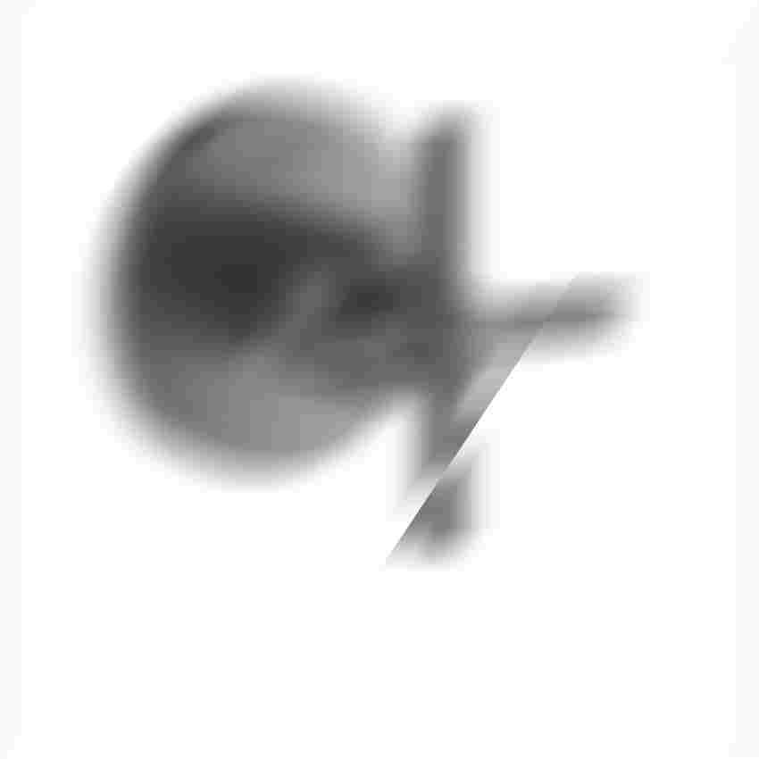 Element zewnętrzny zaworu podtynkowego brushed hard graphite Grohe Atrio