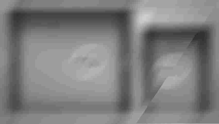 Zlewozmywak 2-komorowy bez ociekacza szary metalik Deante Eridan