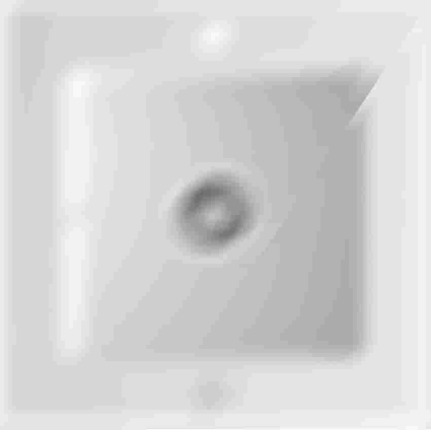 Zlewozmywak 1-komorowy biały Ferro Kizz