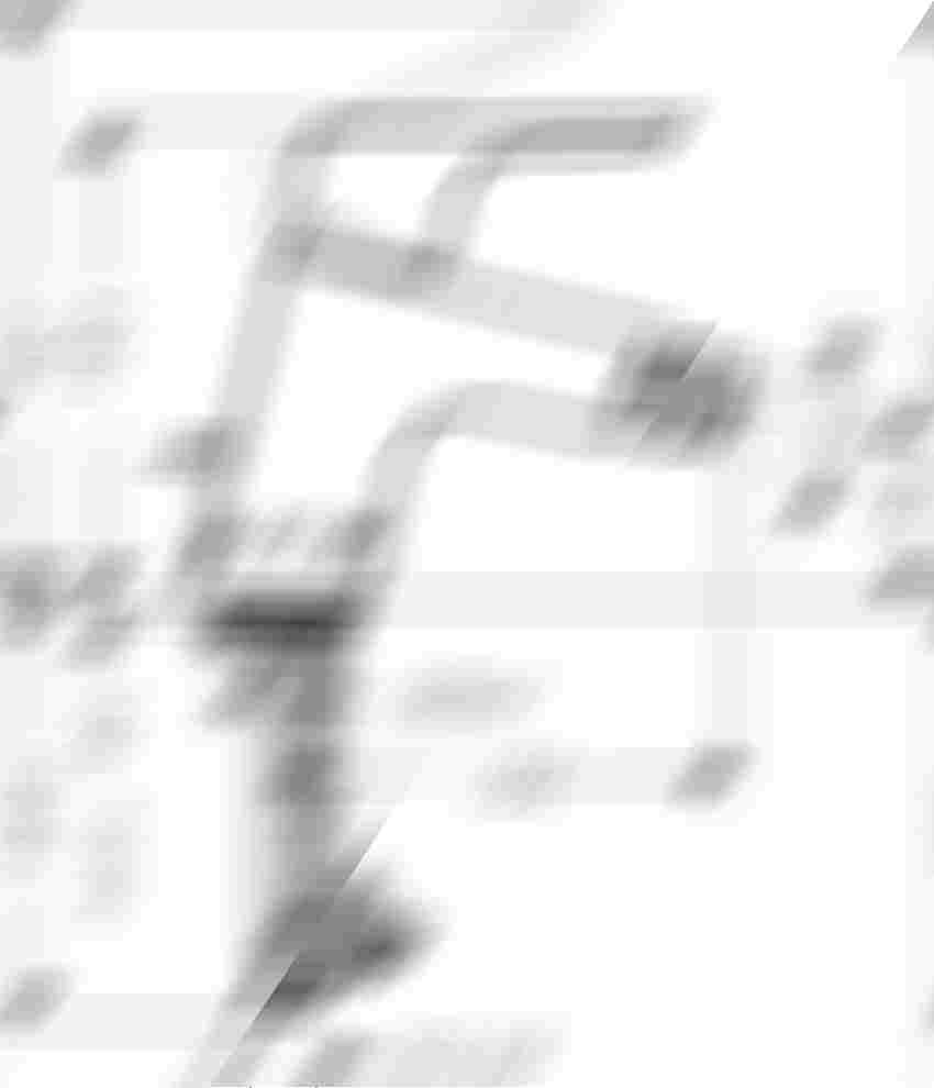 Jednouchwytowa bateria bidetowa Hansgrohe Focus rysunek techniczny