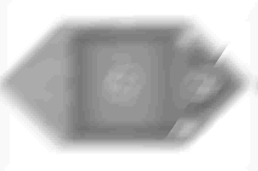 Zlewozmywak 1-komorowy z ociekaczem szary metalik Deante Hexon