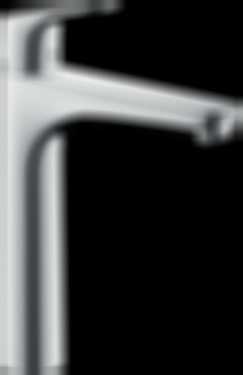 Jednouchwytowa bateria umywalkowa 190 Hansgrohe Focus