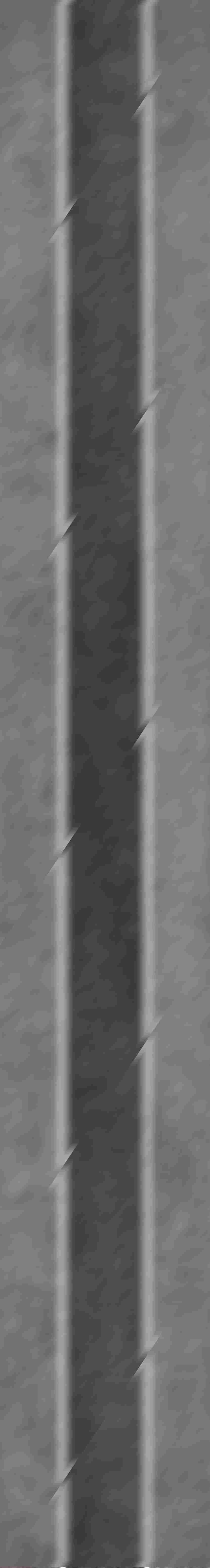 Listwa 8x59,8 cm Paradyż Taranto Grys Listwa Mat