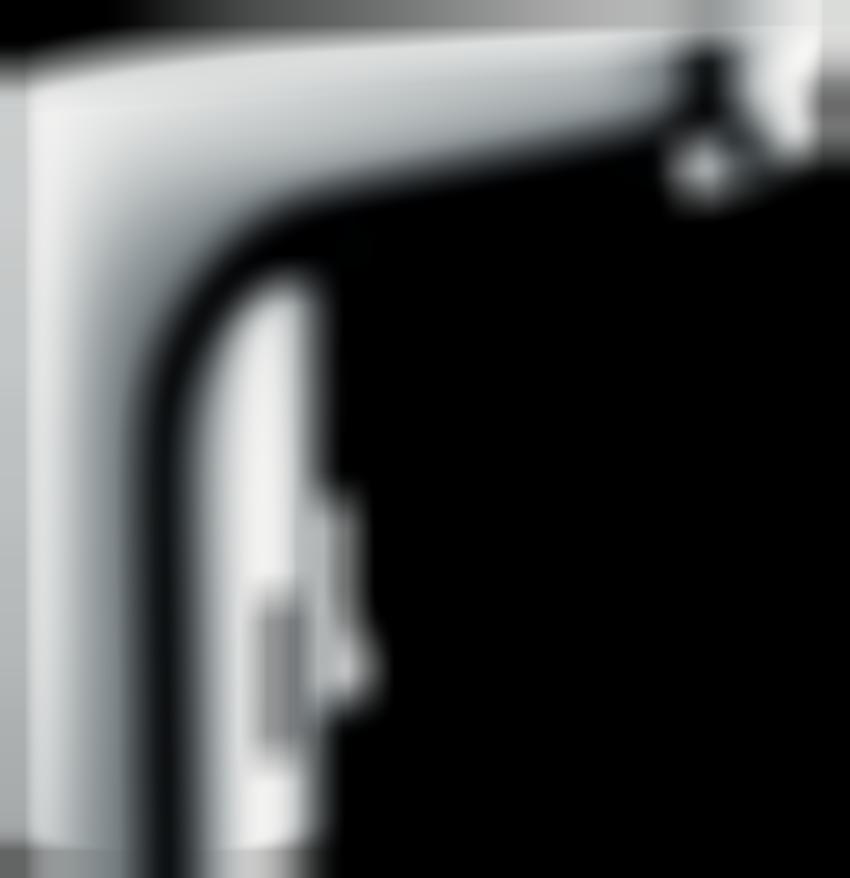 Elektroniczna bateria umywalkowa Hansgrohe Focus