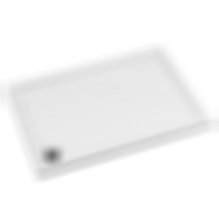 Brodzik akrylowy prostokątny Omnires Merton