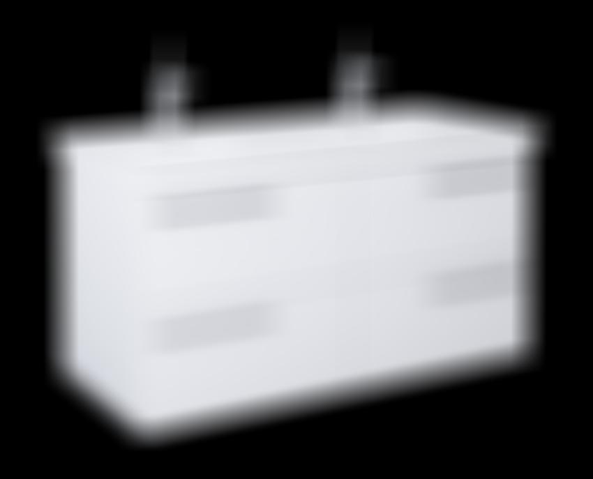 Szafka podumywalkowa 120 cm Elita Marsylia 120 4S White