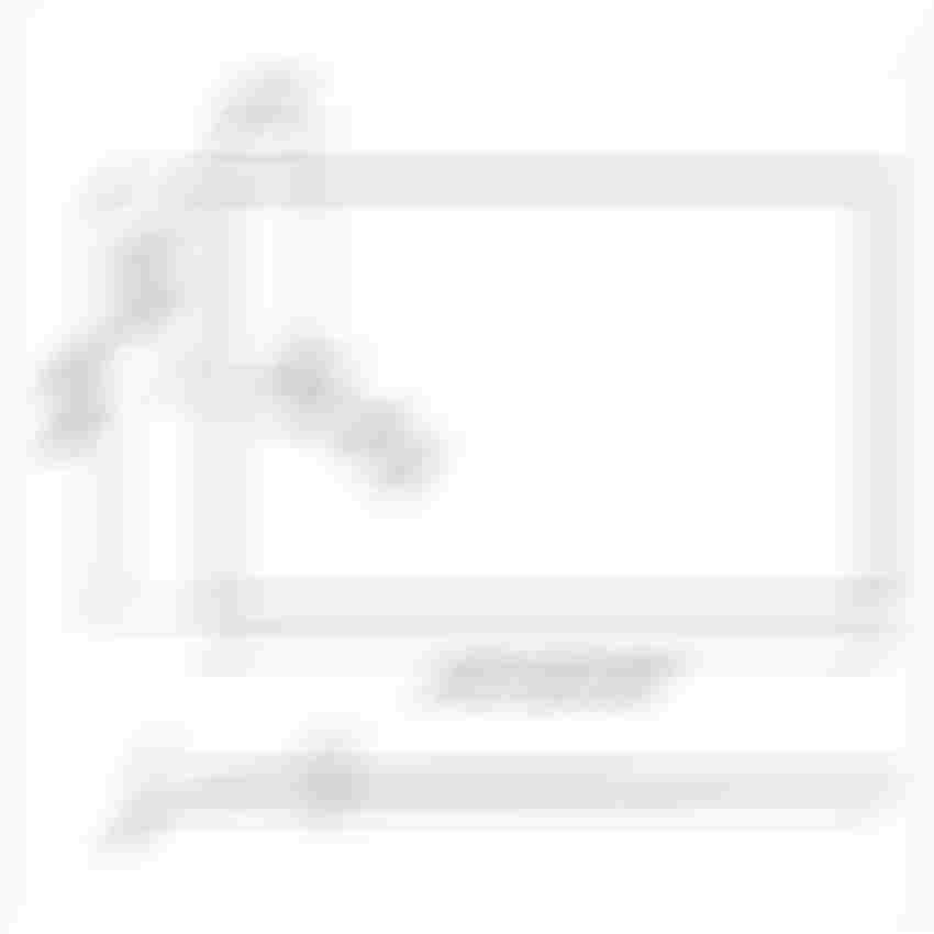 Brodzik 100x80 cm New Trendy Mori rysunek techniczny