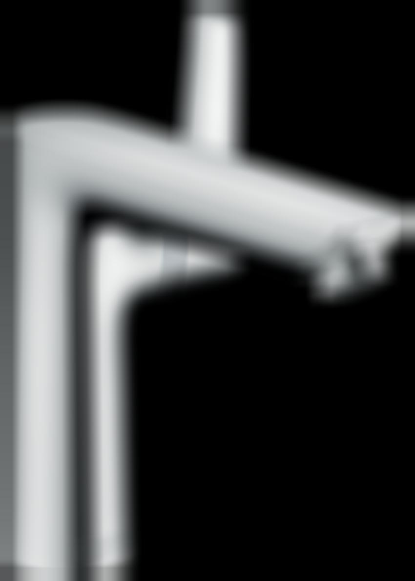 Jednouchwytowa bateria umywalkowa 150 z cięgłem Hansgrohe Talis E