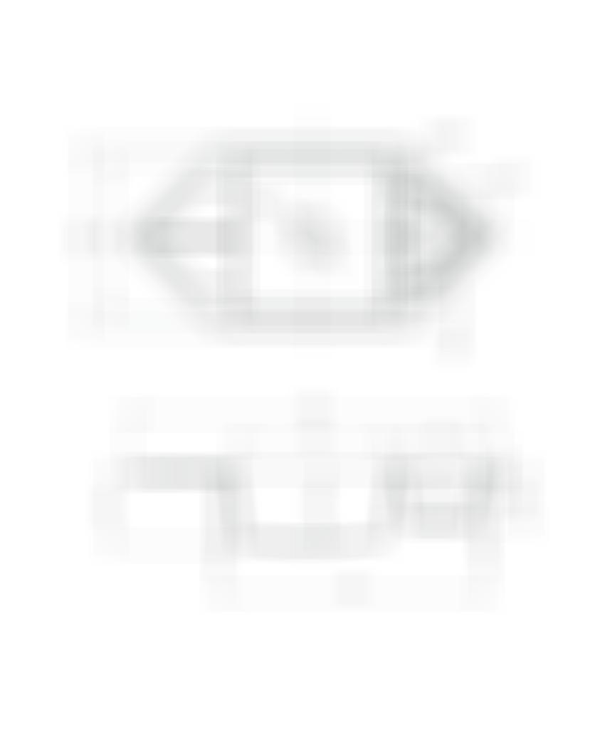 Zlewozmywak 1,5-komorowy z ociekaczem Deante Hexon rysunek techniczny