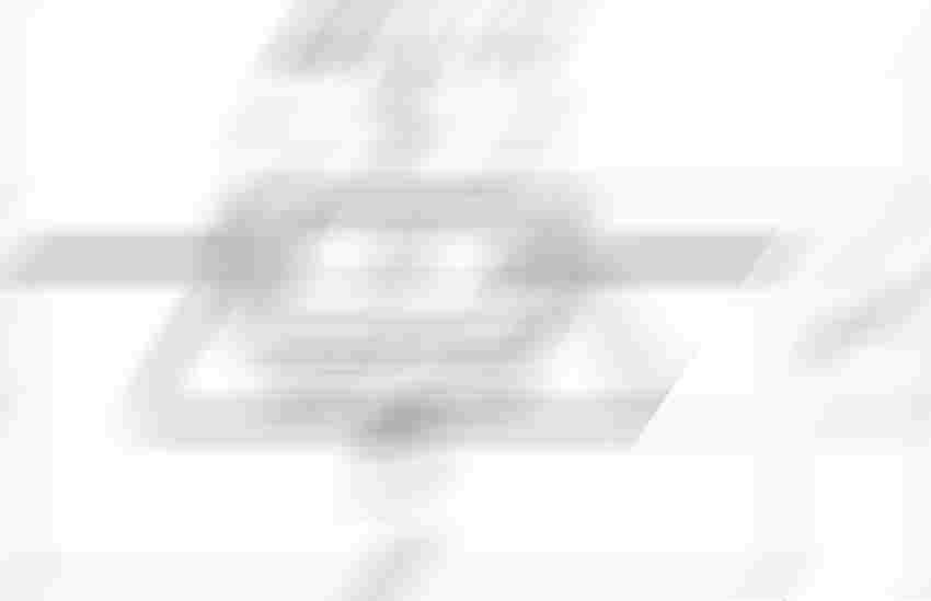 Liniowy odpływ Omega Slim + syfon McAlpine rysunek techniczny
