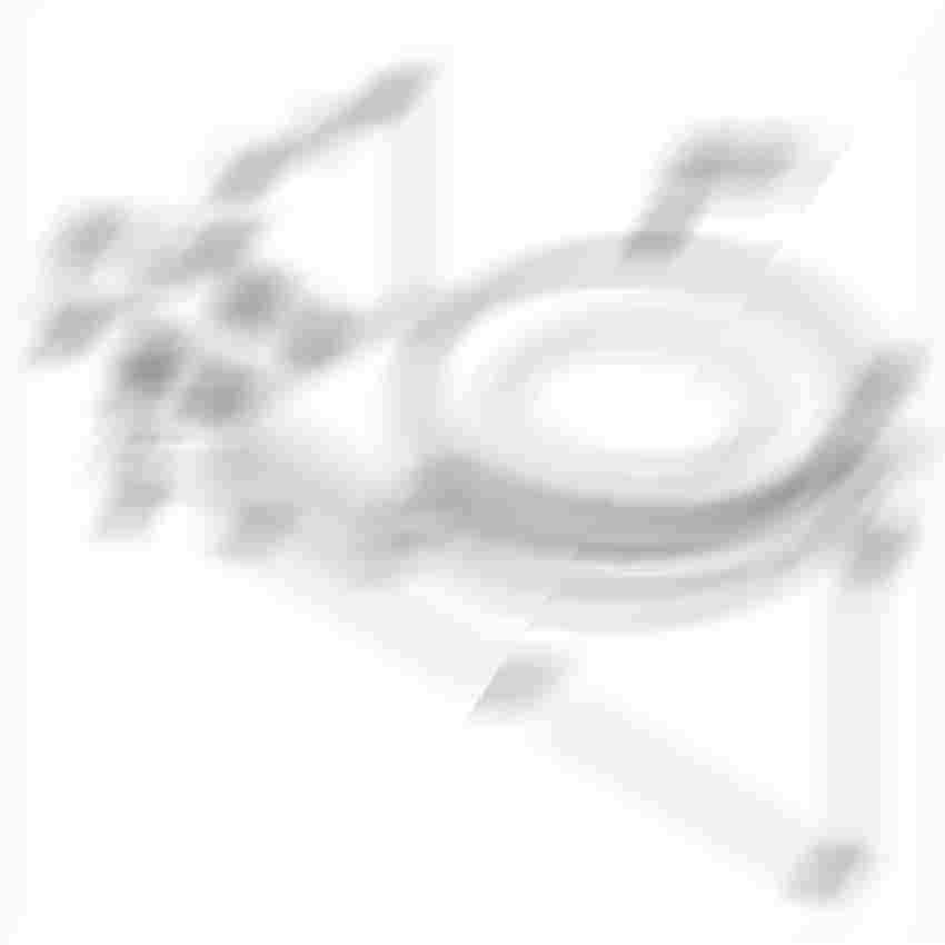 Mydelniczka wisząca Kludi A-XES rysunek techniczny