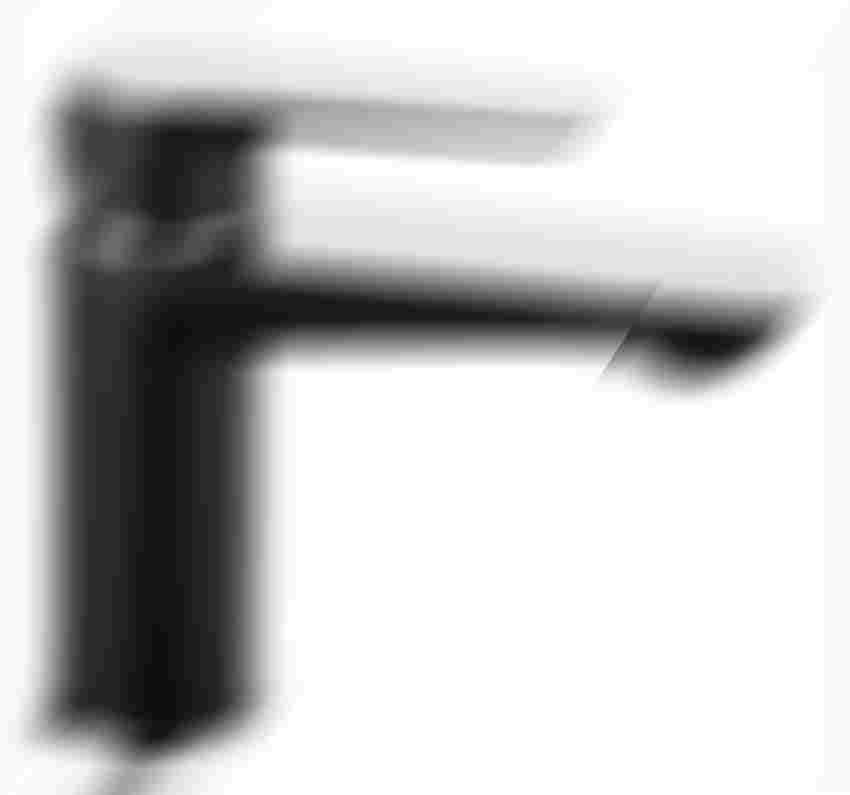 Bateria umywalkowa stojąca Ferro Adore Black