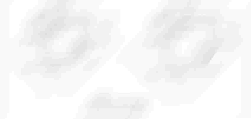 Brodzik półokrągły ze zintegrowaną obudową Koło Standard Plus rysunek techniczny