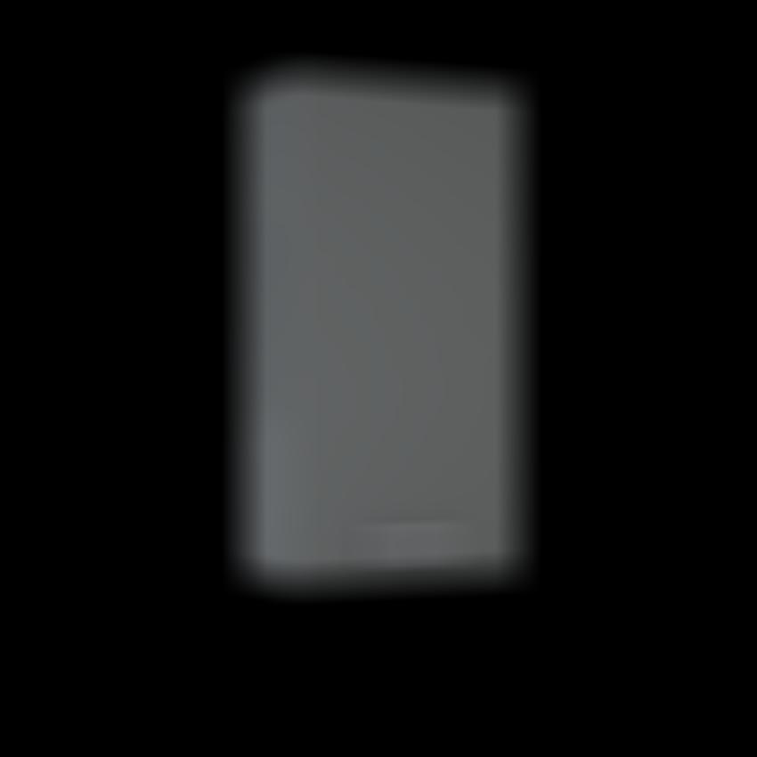 Szafka wisząca szara 40 cm Elita Kwadro Plus