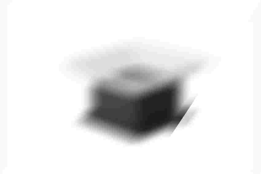 Mydelniczka stojąca czarna Excellent Riko