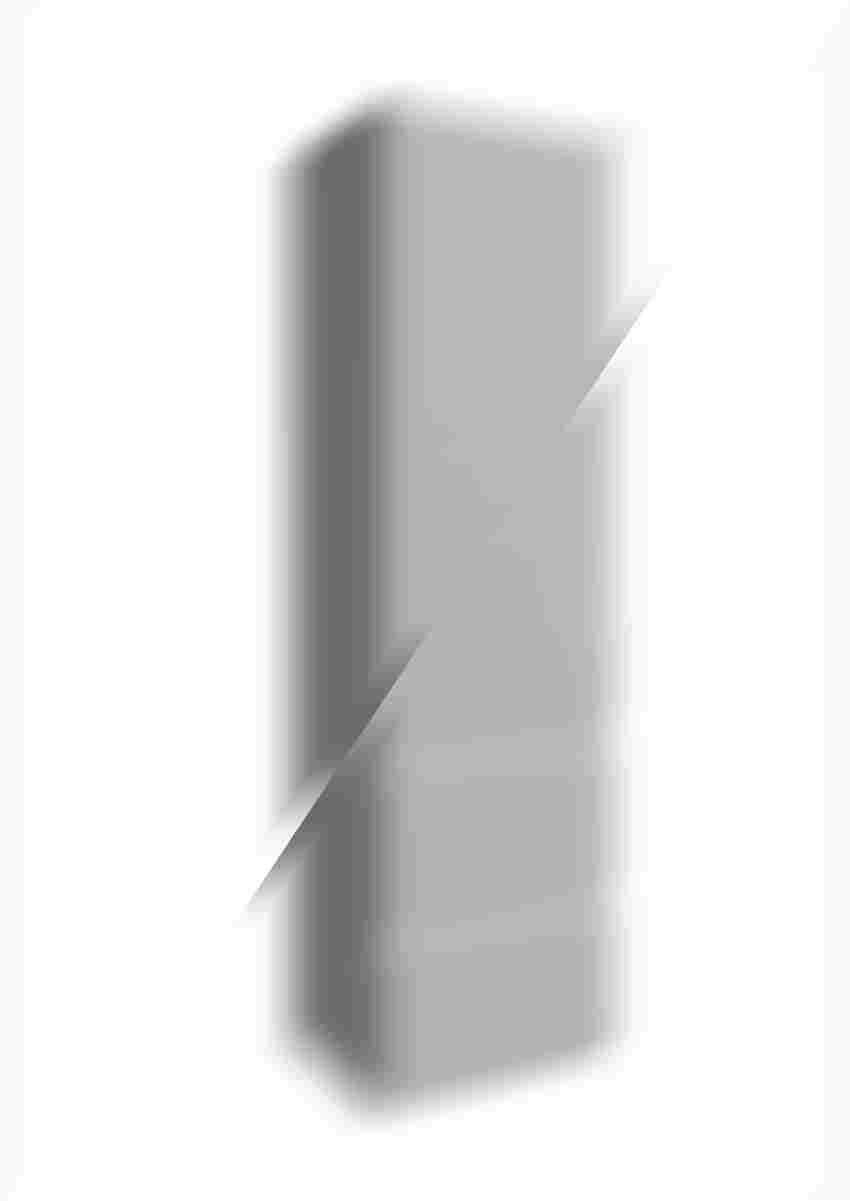 Wysoka szafka wisząca 40×140×31,8 cm Defra Como C40 123-C-04029