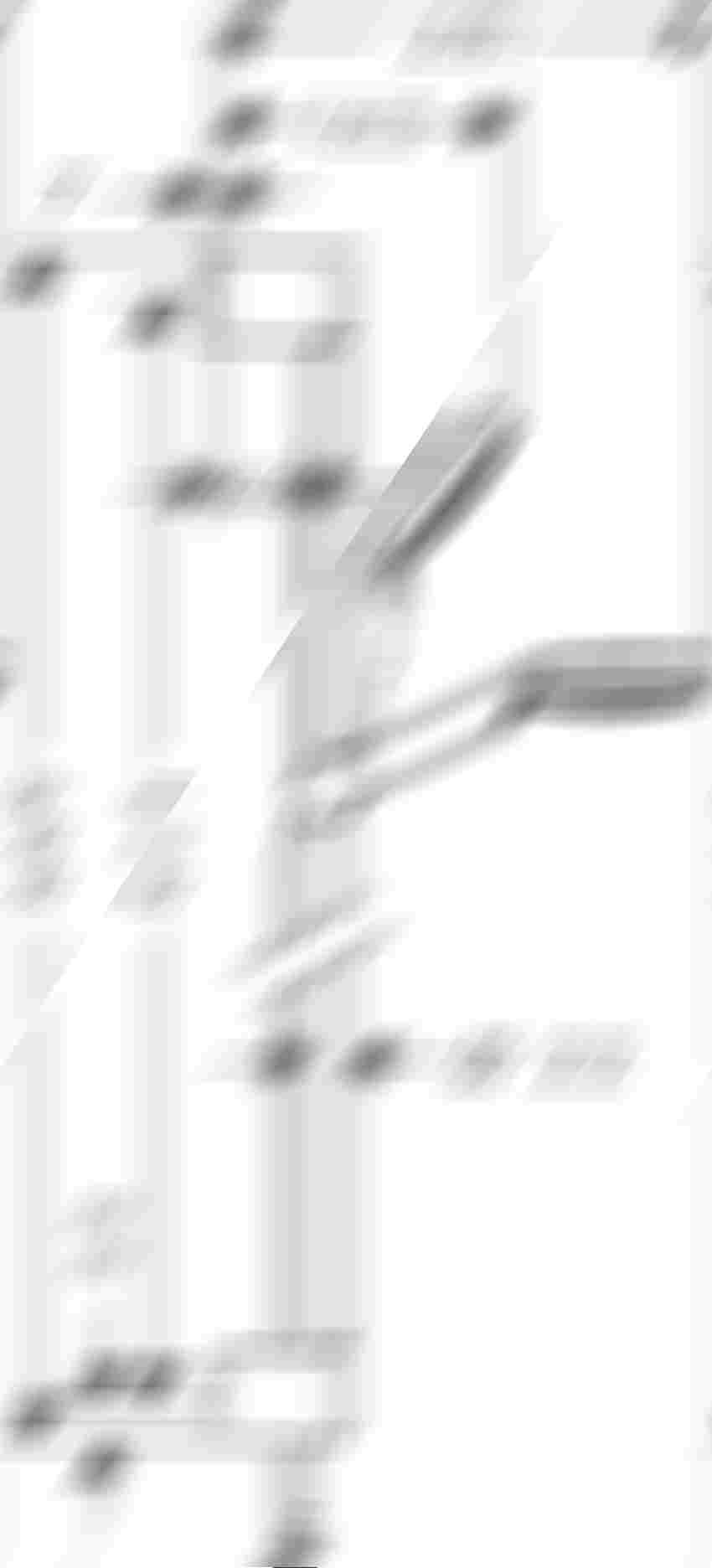 Zestaw prysznicowy z drążkiem 65 cm Hansgrohe Crometta rysunek techniczny