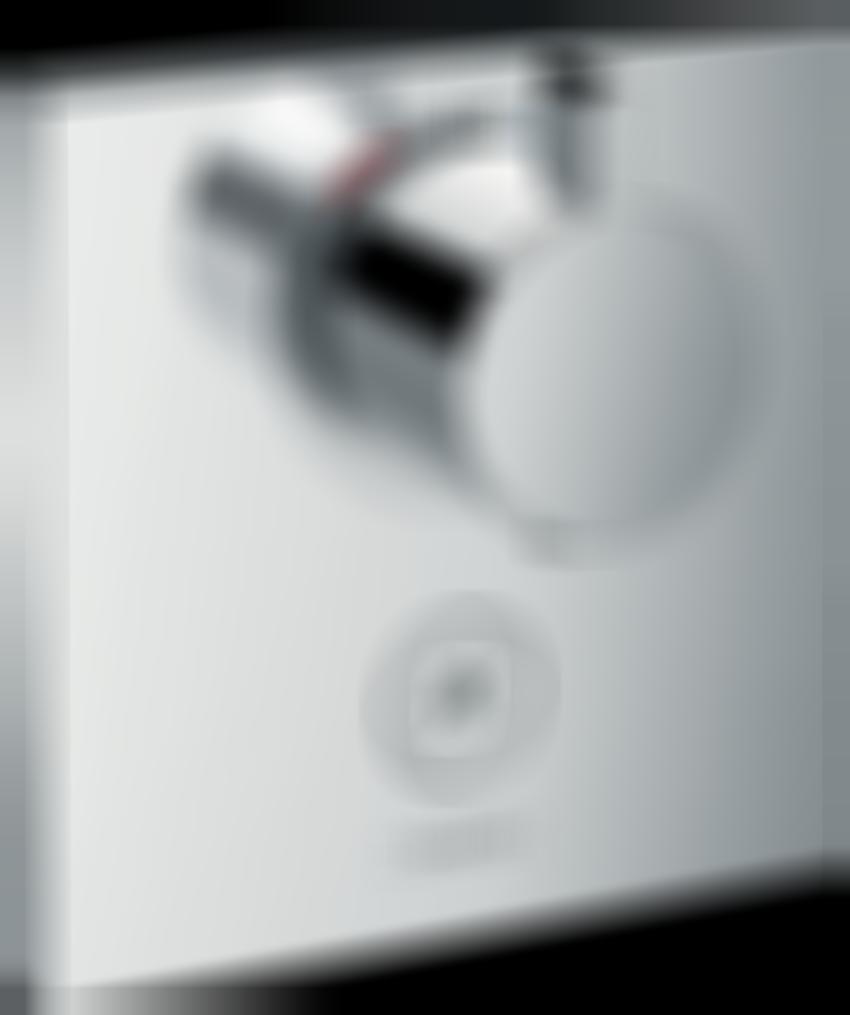 Bateria termostatyczna do 1 odbiornika z 1 dodatkowym wyjściem element zewnętrzny Hansgrohe ShowerSelect