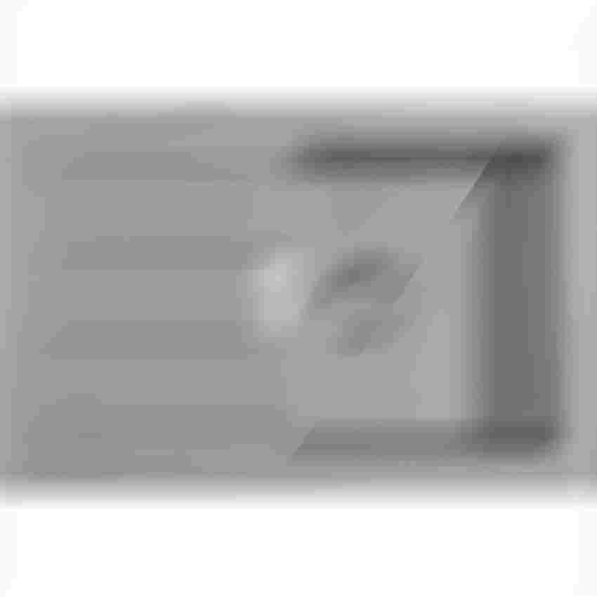 Zlewozmywak 1-komorowy z ociekaczem Franke Sirius SID 611-78 Kamienny Szary