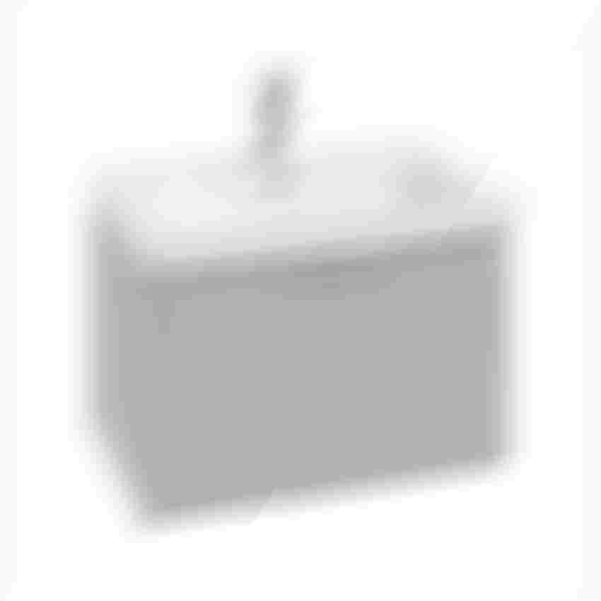 Szafka podumywalkowa wisząca lakier piaskowy połysk 63,2x40,2x42,8 cm Defra Flou D65