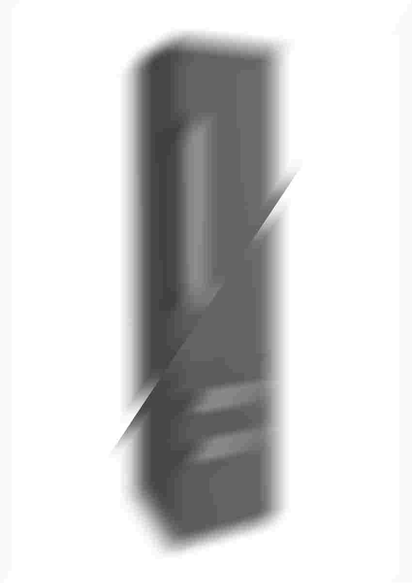 Słupek wysoki podwieszany 32x140 cm Defra Olex C32 024-C-03214
