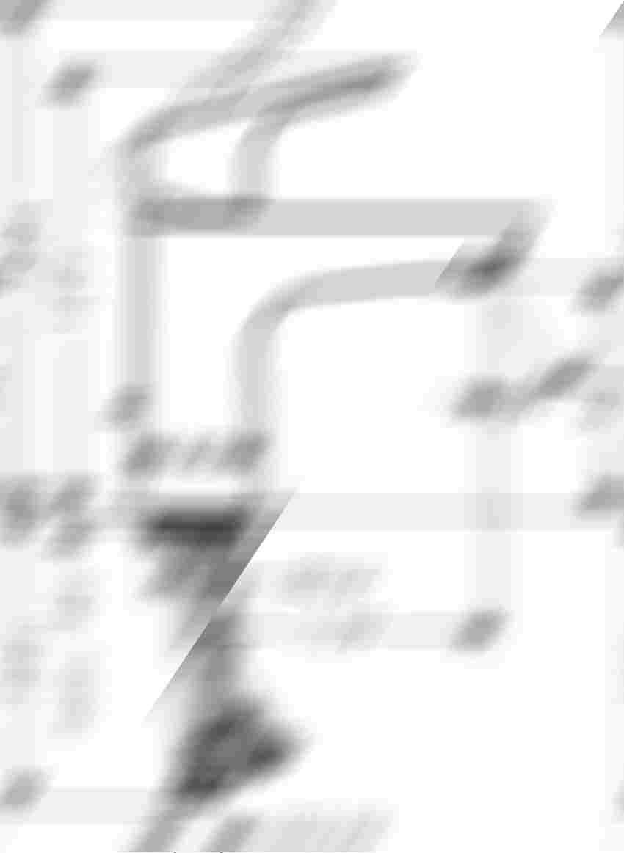 Jednouchwytowa bateria umywalkowa LowFlow Hansgrohe Focus rysunek techniczny