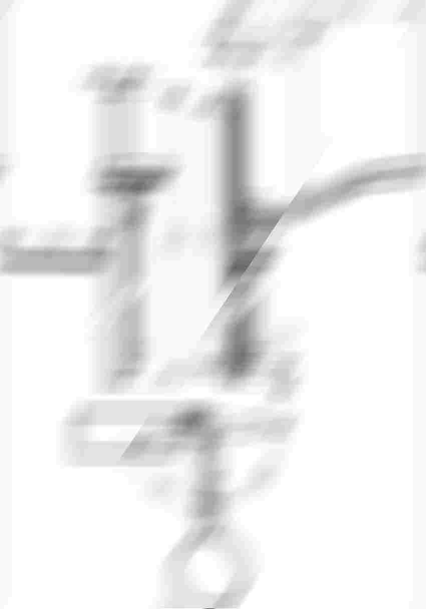 Zestaw prysznicowy Hansgrohe Rainfinity rysunek techniczny