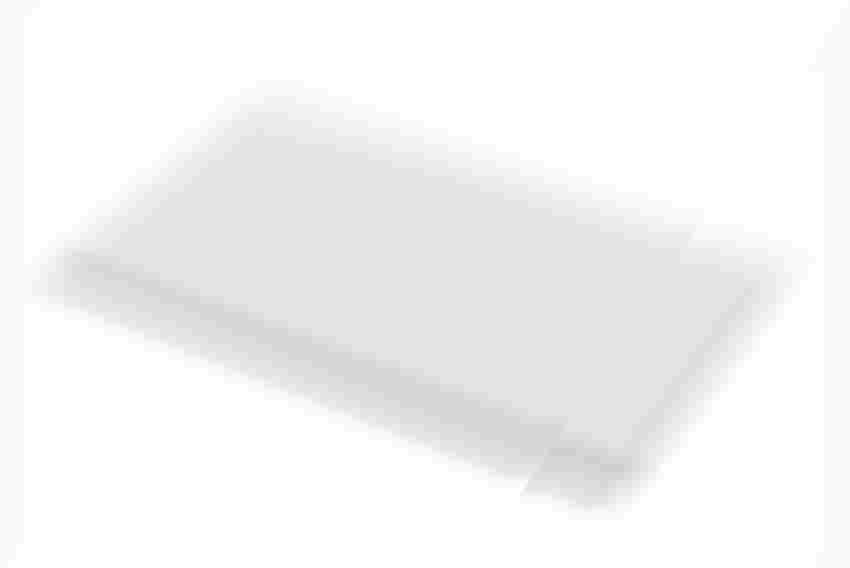 Brodzik akrylowy prostokątny z klapką Excellent Zero BREX