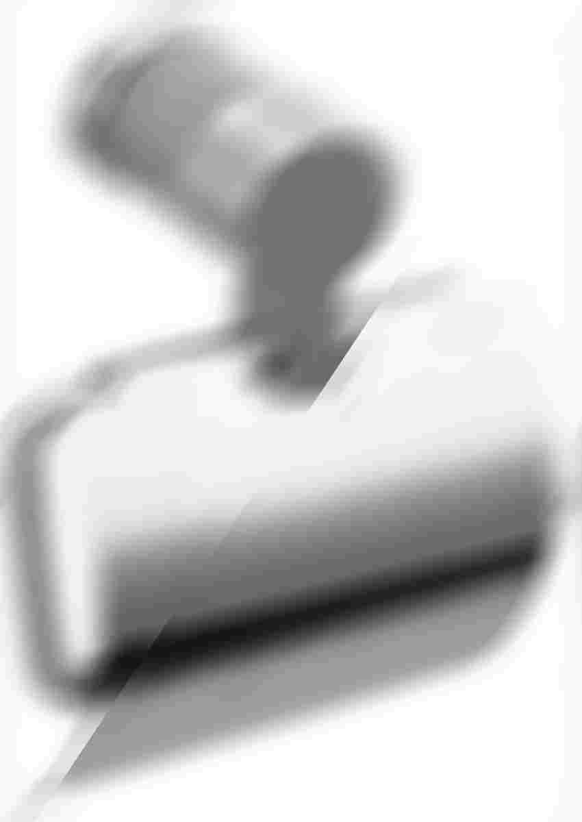 Uchwyt na papier toaletowy Ferro Akcesoria Bambusowe