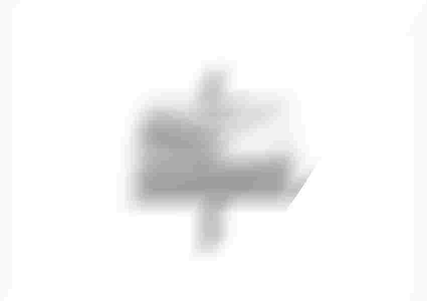 Umywalka ścienna nablatowa 47x44x15 cm Roca Diverta