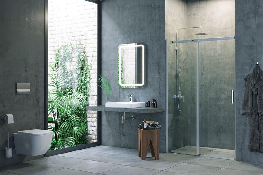 Aranżacja łazienki z linią Excellent Rols