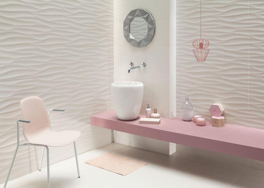 Aranżacja łazienki w kolekcji Tubądzin Unit Plus