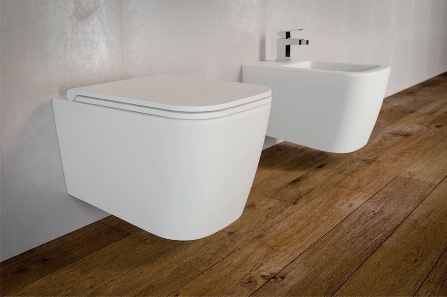 Ceramila łazienkowa z serii Excellent Quadra