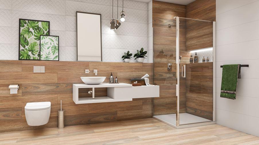 Azario Alasca - aranżacja łazienki
