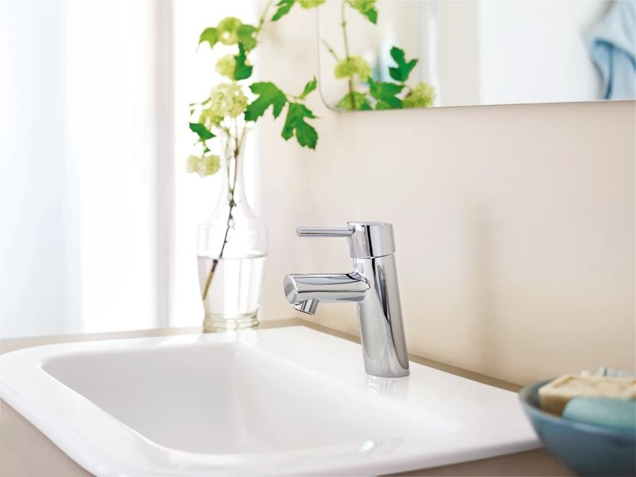 Bateria umywalkowa jednouchwytowa Grohe Concetto