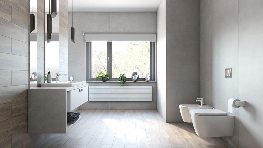 Wizualizacja łazienki - Canaletto