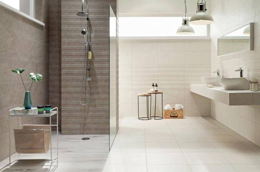 Tubądzin Blinds- prostota i elegancja w łazience