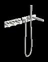 Baterie wannowo - prysznicowe podtynkowe